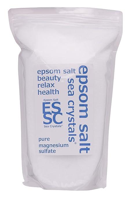 Seacrystals エプソムソルト 2.2kg (浴用化粧品)