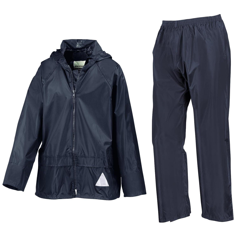Result Childrens Kids Heavyweight Waterproof Suit