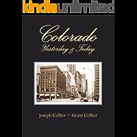 Colorado: Yesterday & Today book cover