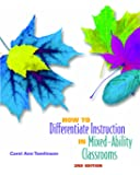 How to Differentiate Instruction in Mixed-Ability Classrooms (Professional Development)
