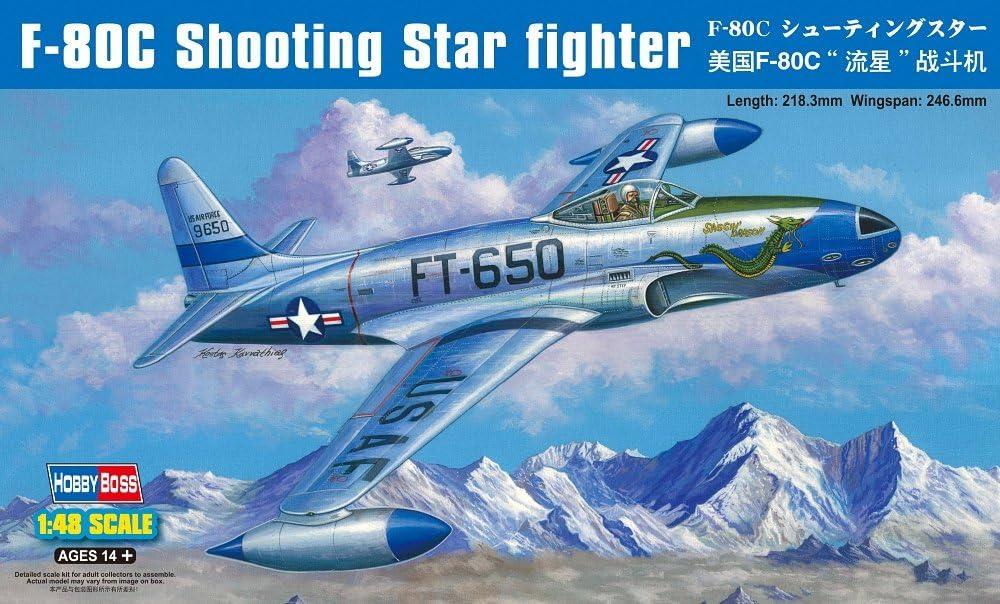 Hobbyboss /échelle 1 48/f-80/C Shooting Star Kit de Montage