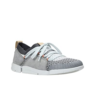 sale popular Grey 'Tri Amelia' trainers visa payment cheap price discount browse best wholesale sale online DGdXJQw