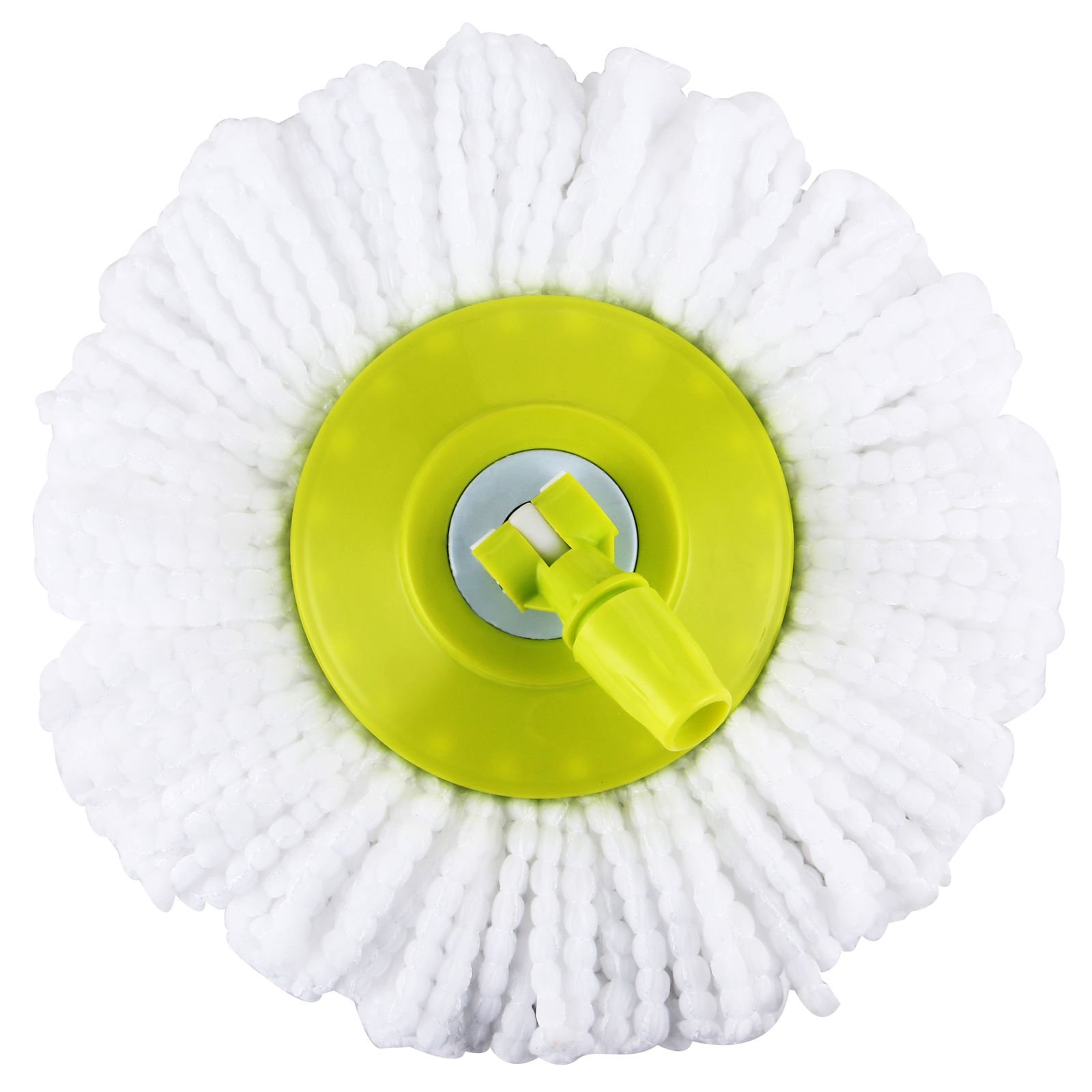 Eight24hours Magic Spin Easy Floor Mop Bucket 2 Head Green 360° Rotating + FREE E-Book by Eight24hours (Image #6)