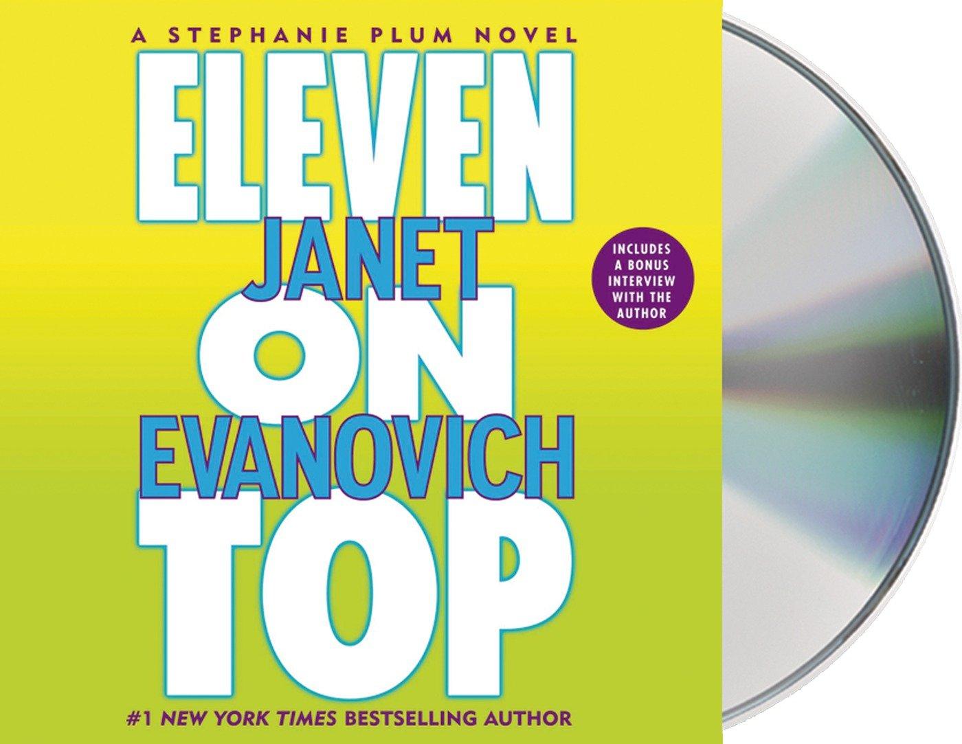 Eleven on Top (Stephanie Plum, No. 11) by Brand: MacMillan Audio