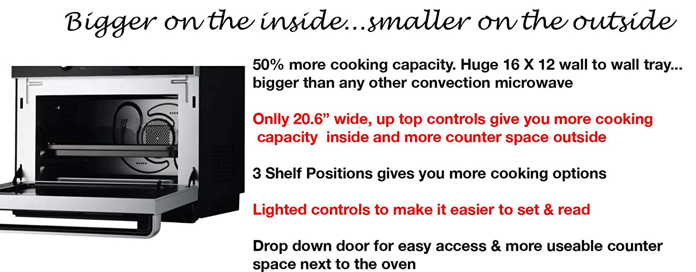 Amazon.com: Master Chef hornos, 4 en 1, 24