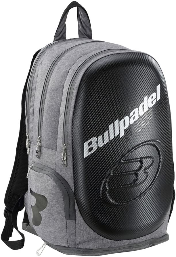 MOCHILA BULLPADEL BPM-18001 139 GRIS VIGORE: Amazon.es: Deportes y ...