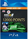 FIFA 18 Ultimate Team - 12000 FIFA Points | PS4 Download Code - UK Account