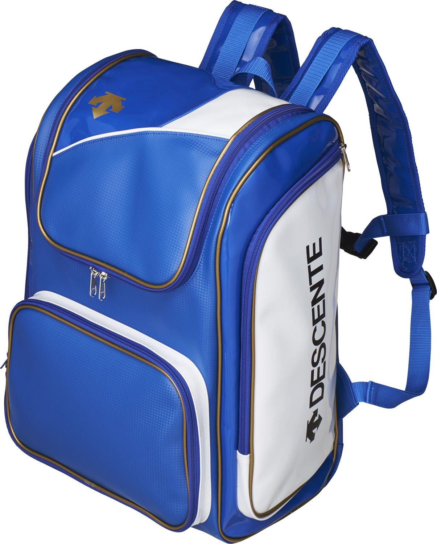 DESCENTE(デサント) 野球 リュック C092DF B06WW3DG1H ロイヤルブルー×ホワイト(RYWH) ロイヤルブルー×ホワイト(RYWH)