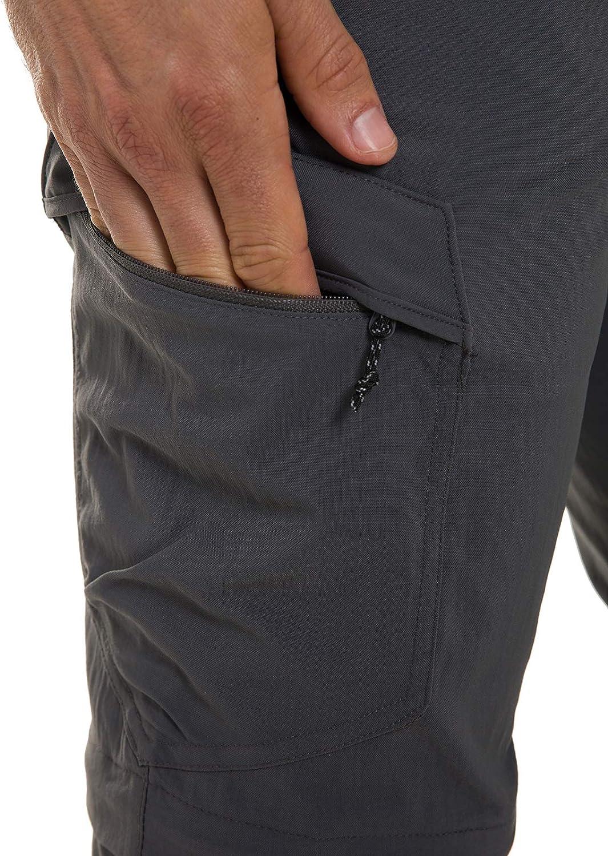Pantalones de Senderismo con Cremallera para Hombre Berghaus UK Navigator 2.0