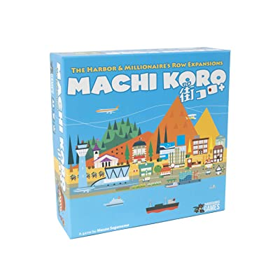 Machi Koro 5th Anniversary Expansion: Toys & Games