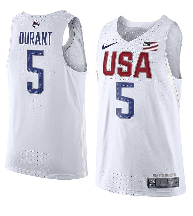 best service 16143 28c00 Amazon.com: Nike Men's Team USA 2016 Rio Olympic Games Size ...