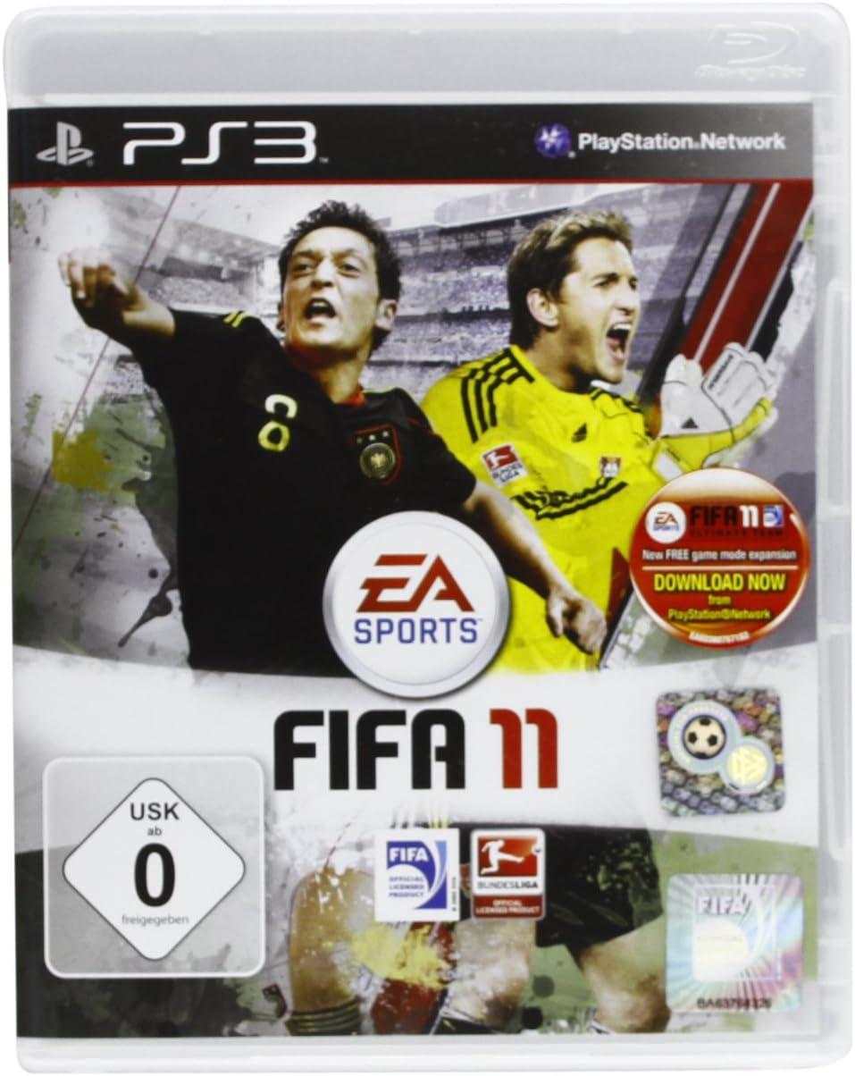 Download 'fifa 11 demo'.