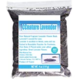 CCnature French Lavender Flowers Dried Lavender Buds Culinary Grade 4 oz