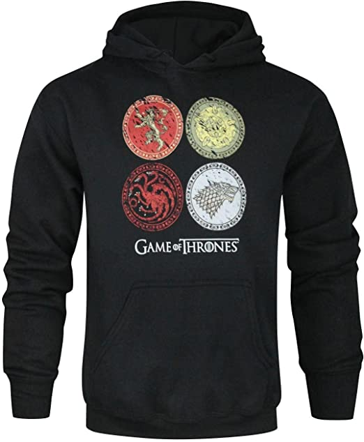 Official Game Of Thrones House Crests Women/'s Vest