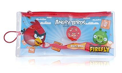3 x de pájaros y KIT de los niños calabaza enfadado Awans diseño de medios de