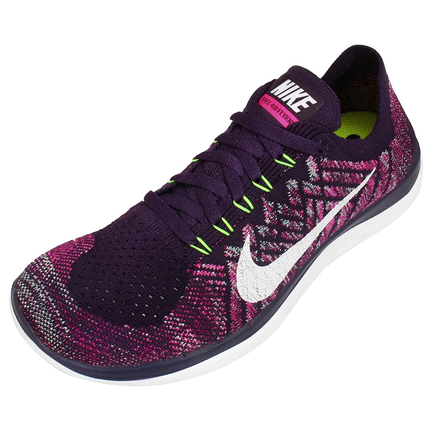 Nike Free 4.0 Flyknit Grand Nuage Violet