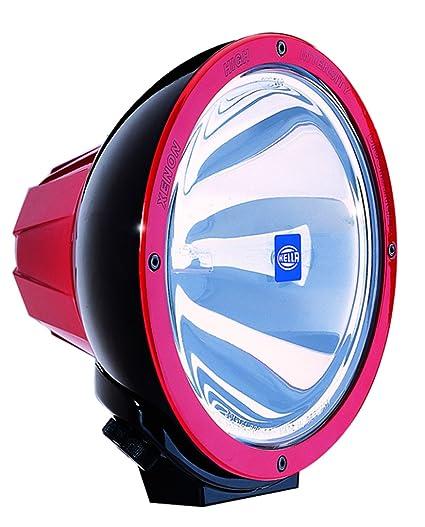 amazon com: hella hla-007560552 rallye 4000 xenon series 12v/35w pencil  beam lamp: automotive