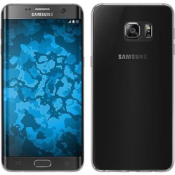 PhoneNatic Funda de Silicona Compatible con Samsung Galaxy S7 Edge ...