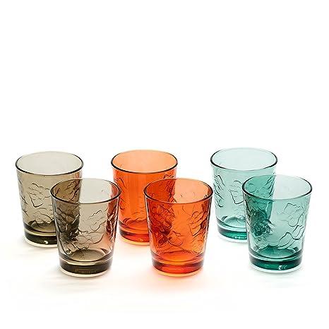 THUN Confezione 6 bicchieri acqua, vetro, 300 ml, h 10 Cm ...