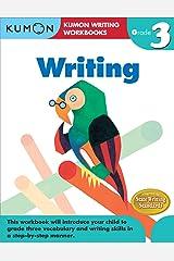 Grade 3 Writing (Kumon Writing Workbooks) Paperback
