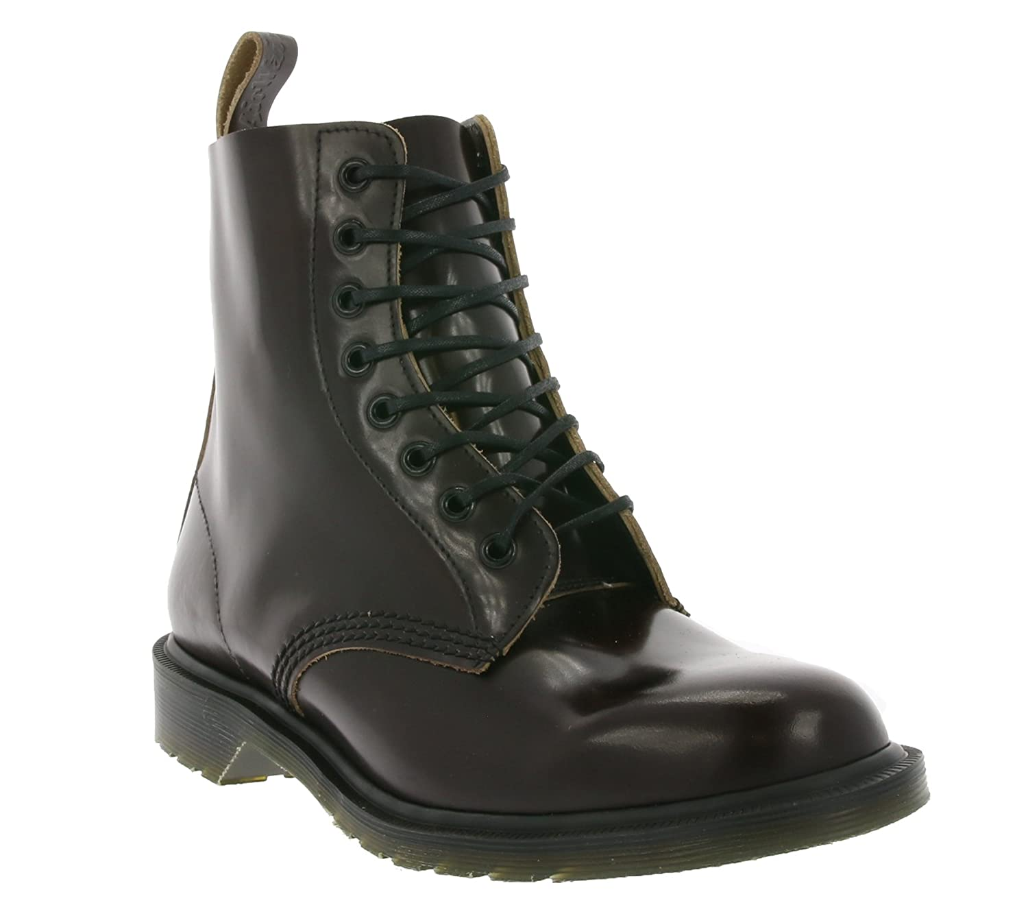 Dr. Martens Pascal B00N25HGZ2 3 M UK (Women's 5 US)|Merlot Boanil Brush