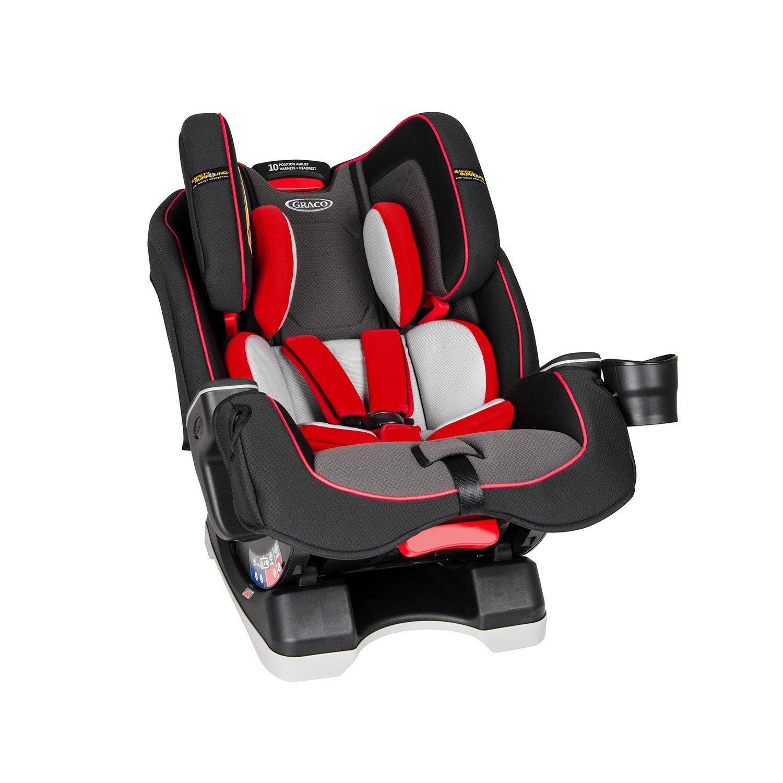 Graco Milestone LX All-in-One-Autositz mit Safety Surround ...
