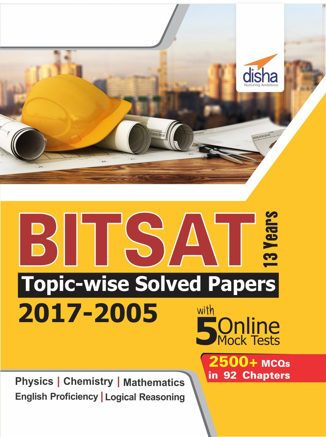 Bitsat Previous Year Question Papers With Solutions Pdf