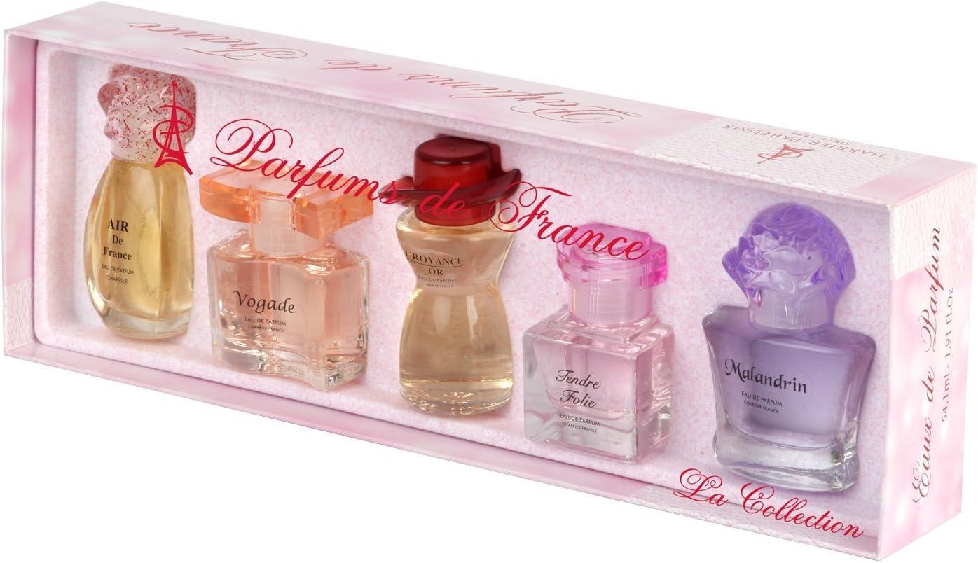 Charrier Parfums de joy Division de 5agua de Printemps Miniatures total 54,1ml