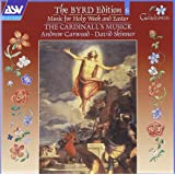 Byrd Edition 6: Music for Holy Week