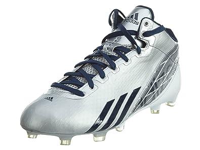 competitive price 917dd 7491f adidas Adizero 5-Star 2.0 Mid Mens Style G67062-PLATINUMNAVY Size