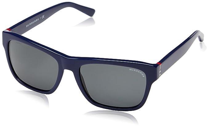 Burberry Men s BE 4194 Wayfarer Sunglasses 16a90908a2c88