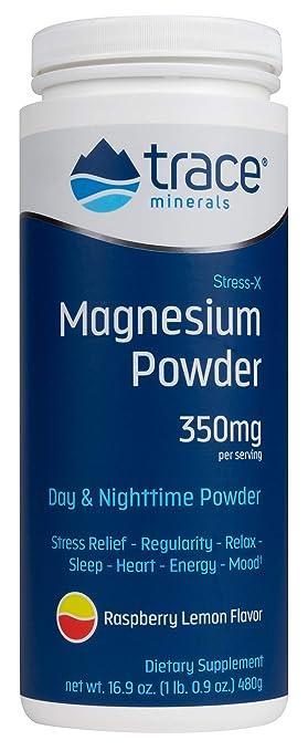 Amazon.com: Oligoelementos stress-x polvo de magnesio ...