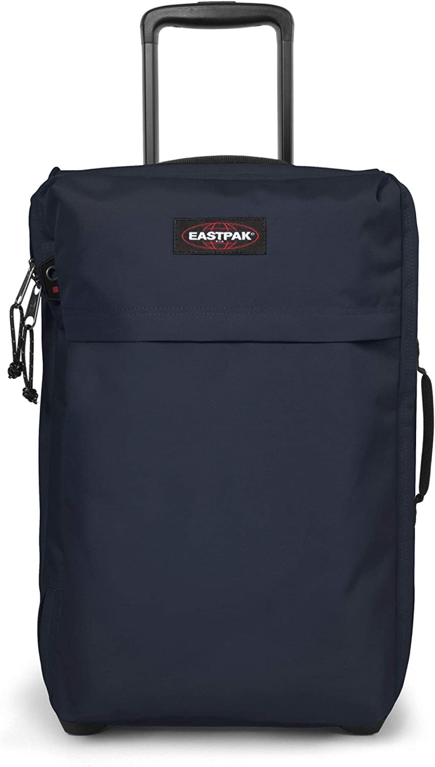 Eastpak Traf'Ik Light S Maleta, 51 cm, 33 L, Azul (Cloud Navy)