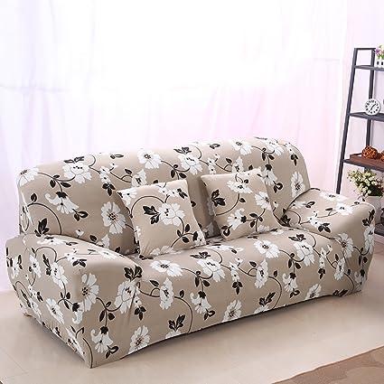 Fabulous Amazon Com Yunhigh 2 Seater Sofa Cover Elastic Settee Ibusinesslaw Wood Chair Design Ideas Ibusinesslaworg