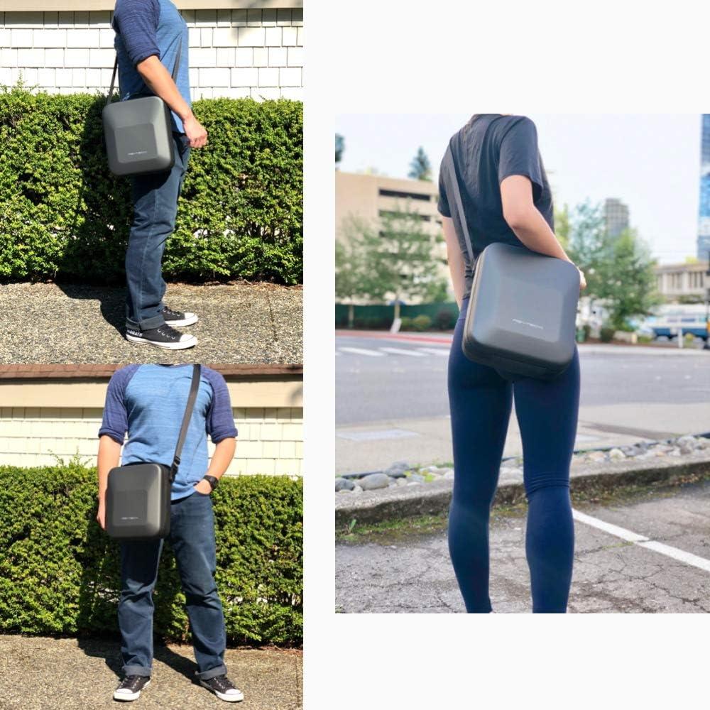 PGYTECH Mavic 2 Bag Case with Strap for DJI Mavic 2 Pro//Mavic 2 Zoom PU EVA Shoulder Bag Carry Case Box Drone Accessories