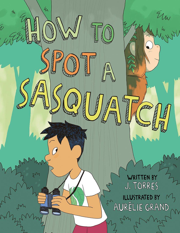 How to Spot a Sasquatch PDF