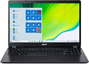 "Acer Aspire 3, Laptop van 15.6"" Full-HD (Intel Core i5-1035G1, 4GB RAM, 256GB SSD, UMA, Windows 10 Home), Shale Black - QWERTY Nederlands Toetsenbord"