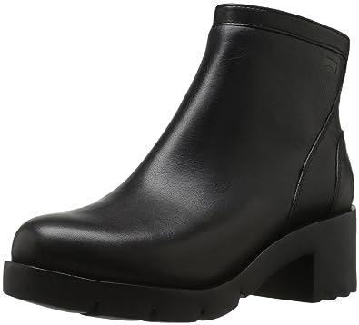 Camper WANDA - Boots à talons noir LOt50eg