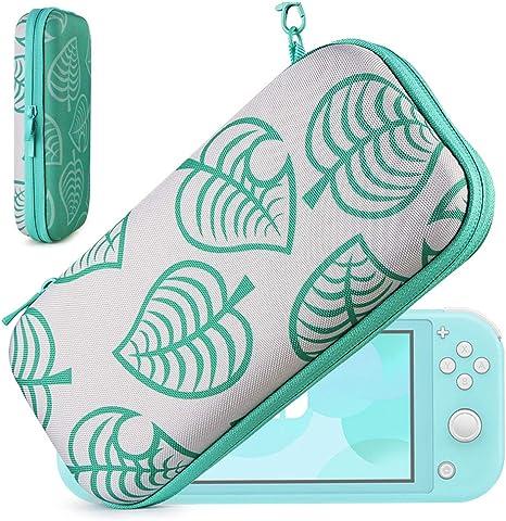 YOUSHARES Funda Portátil para Nintendo Switch Lite - Estuche Protector para Guardar Nintendo Switch Lite & Funda de Transporte con 8 Ranuras para Poner Tarjetas de Juego: Amazon.es: Videojuegos