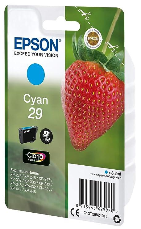 Epson C13T29824022 - Cartucho de tinta: Amazon.es: Electrónica