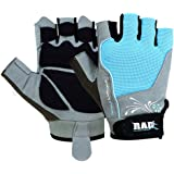 RAD Weight Lifting Gloves Gym Training Women Fitness Gloves Straps Leather