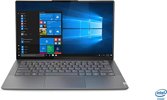 Lenovo Ideapad S940 Notebook, 14-Inch FHD (1920 X 1080) IPS Display, Intel Core i7-8565U Processor, 8GB DDR4 OnBoard RAM, 256GB NVMe SSD, Windows 10, ...