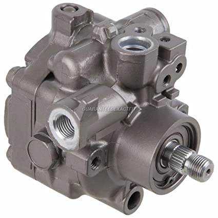 Amazon com: Power Steering Pump For Subaru Impreza WRX STI
