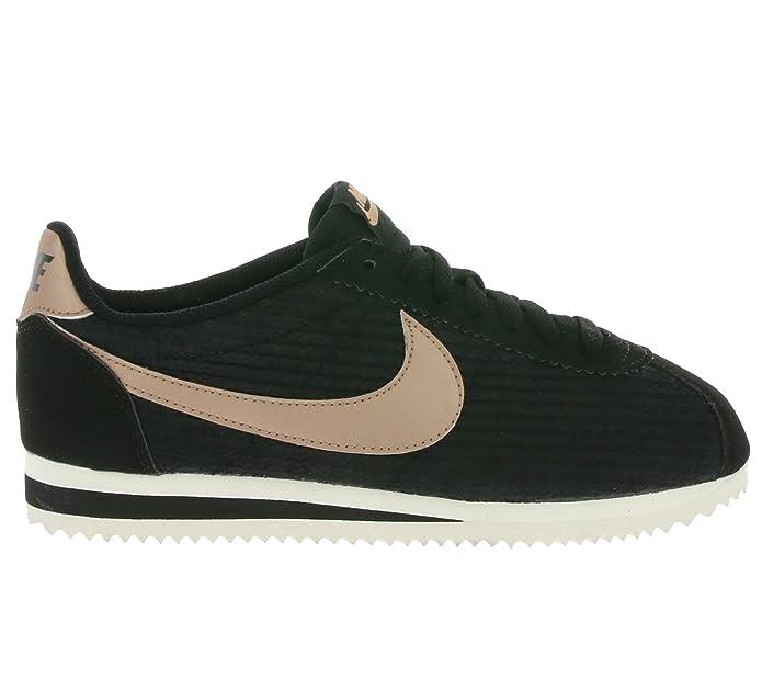 Nike Damen 861660-002 Fitnessschuhe Schwarz