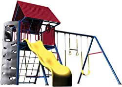 Top 7 Best Swing Sets For Older Kids Playing In Backyard (2020) 6