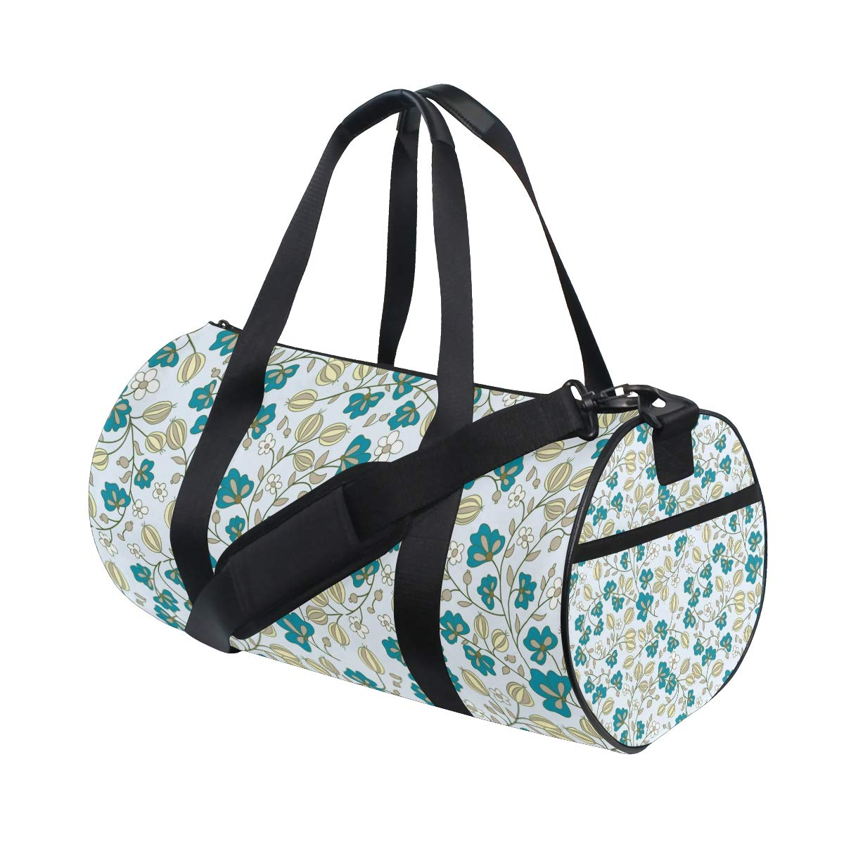 Waterproof Non-Slip Wearable Crossbody Bag fitness bag Shoulder Bag Fruit Loops Cereal Picture