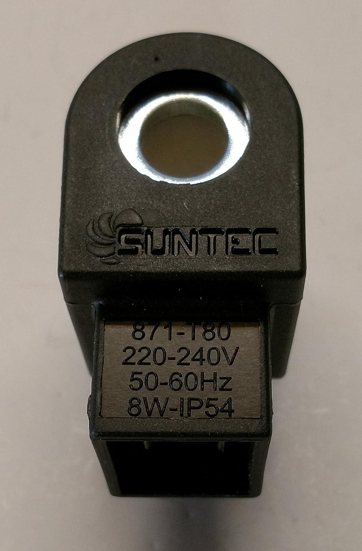Suntec 3713798SAV - Bobina de válvula magnética (equivalente a 3713798)