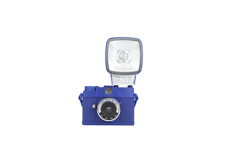 Diana Mini & Flash Package - Twilight Blue   B006CNJQV8