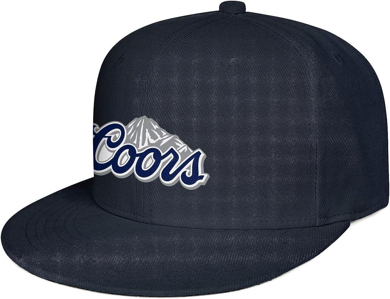 Coors Light Hat Flat Bill SnapBack