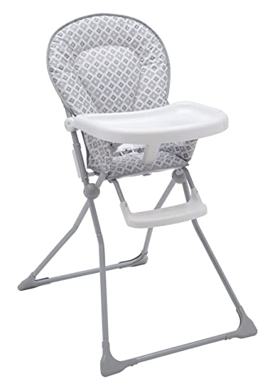 Delta Children EZ-Fold High Chair Glacier  sc 1 st  Amazon.com & Amazon.com : Delta Children EZ-Fold High Chair Glacier : Baby